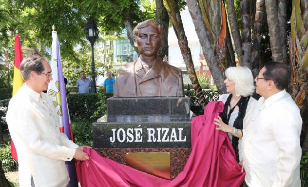 Los agricoltures filipino by jose rizal